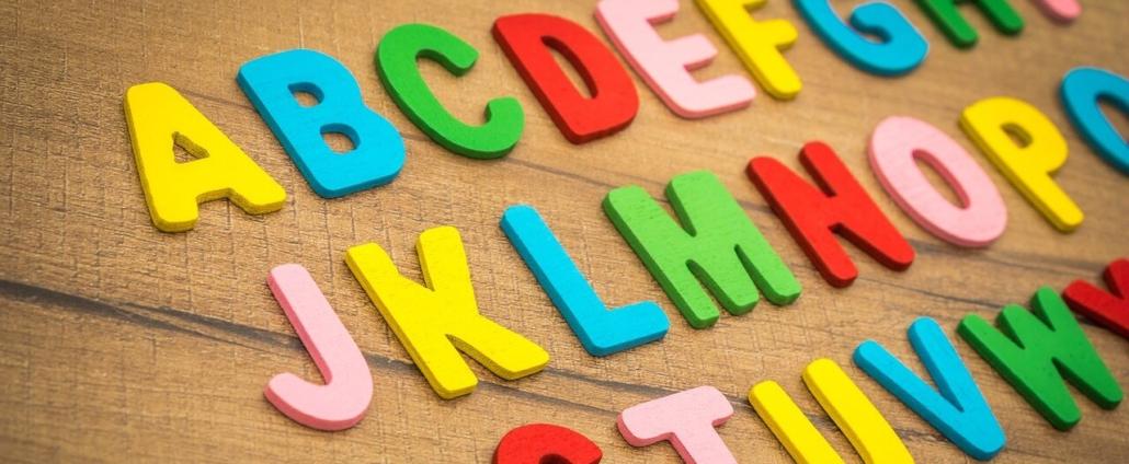 מילות מפתח באנגלית